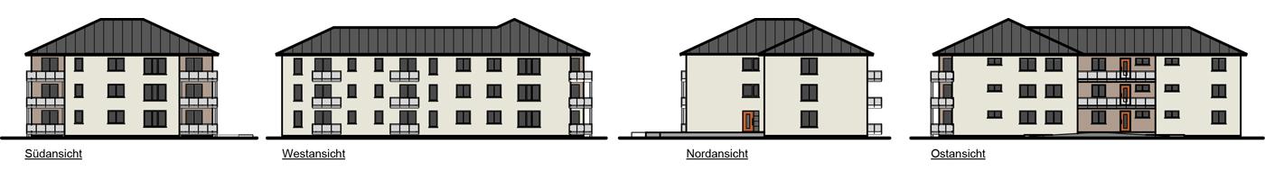 Eigentumswohnungen in Neubrandenburg, Lindenberg