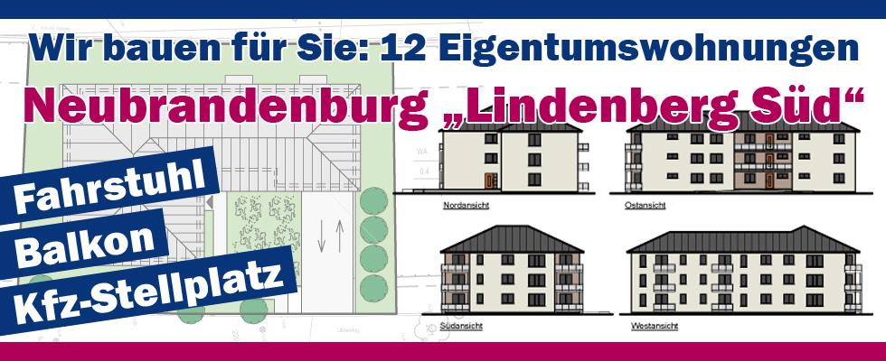 Neubrandenburg – Lindenberg-Süd
