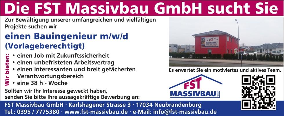 Bauingenieur m/w/d gesucht